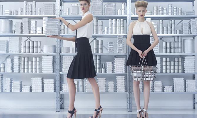 """""""Aluminium"""": elogio al materiale che sta bene con tutto"""
