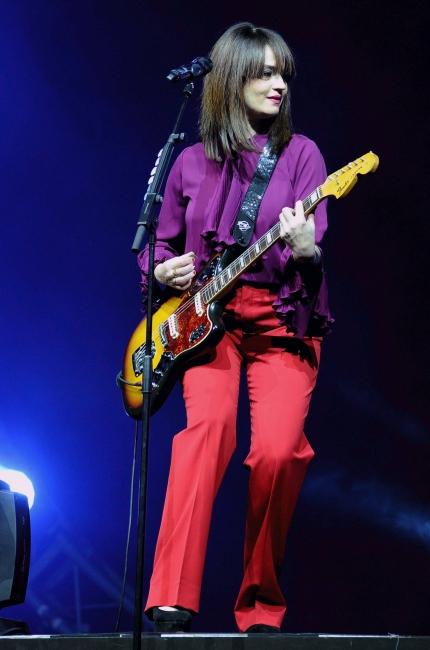 Carmen Consoli, il rock è femmina