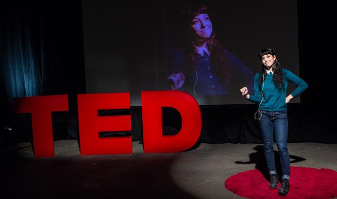 Sedurre con un abito; parlano gli speaker di TED
