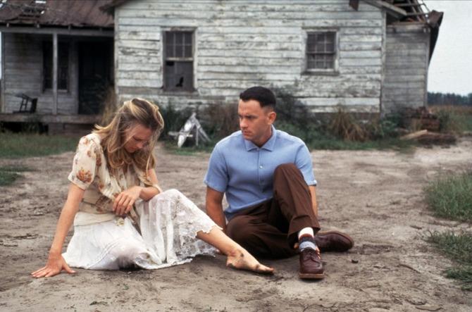 Jenny e Forrest