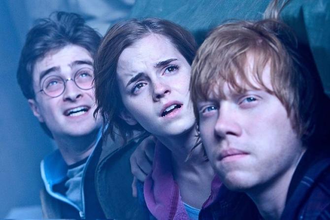 Magia e grande spettacolo: Harry Potter