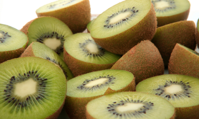 Kiwi, fonte verde di benessere