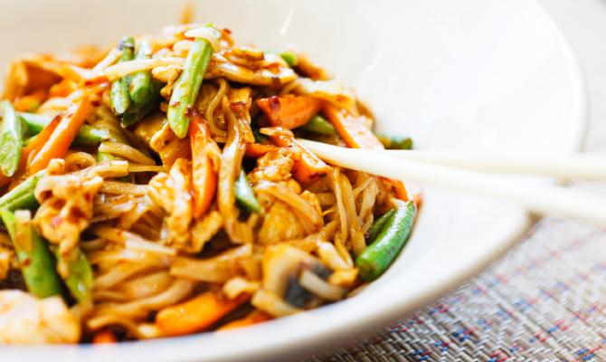 A Torino l'aperitivo è Thai