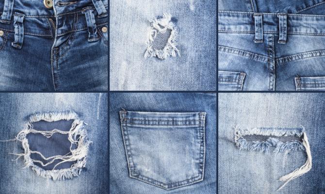 Jeans: da 140 anni nella storia della moda