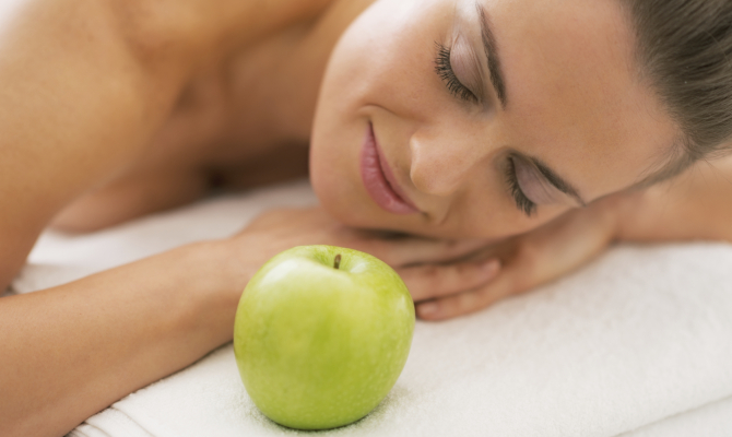 Beauty: le inaspettate virtù della mela