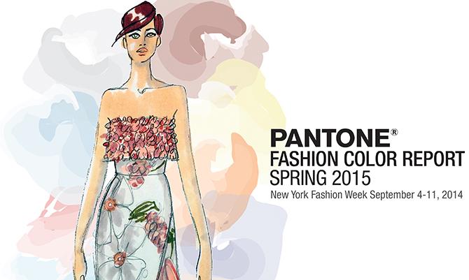 Pantone: i colori della Primavera-Estate 2015