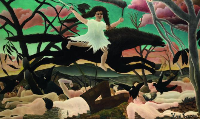 Le giungle oniriche (e non solo) di Rousseau