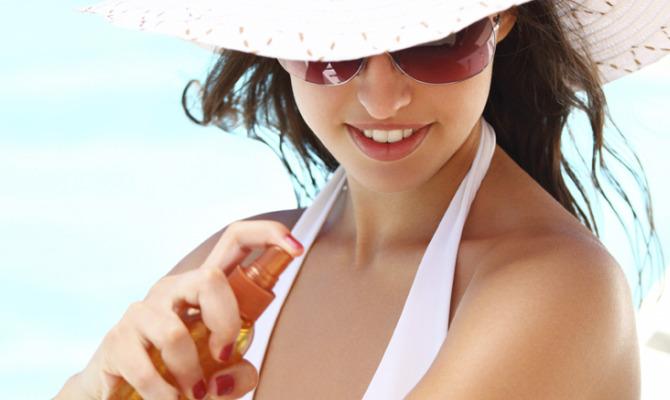 Attenzione a creme abbronzanti e cosmetici