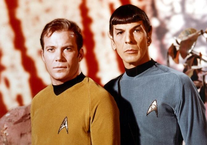 Le icone di Star Trek