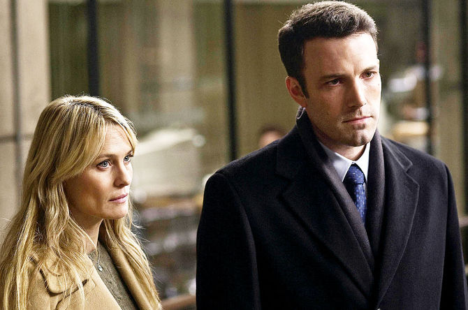 Con Ben Affleck in State of Play