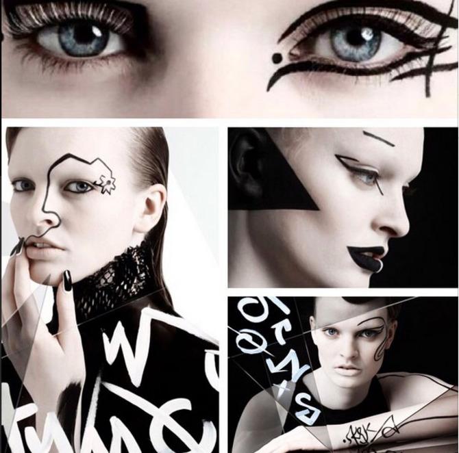 Make up by Lisa Elridge