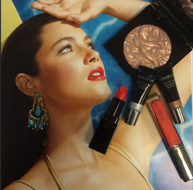 Make up di Laura Mercier