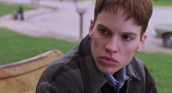 Hilary Swank - Boys Don't Cry (1999)