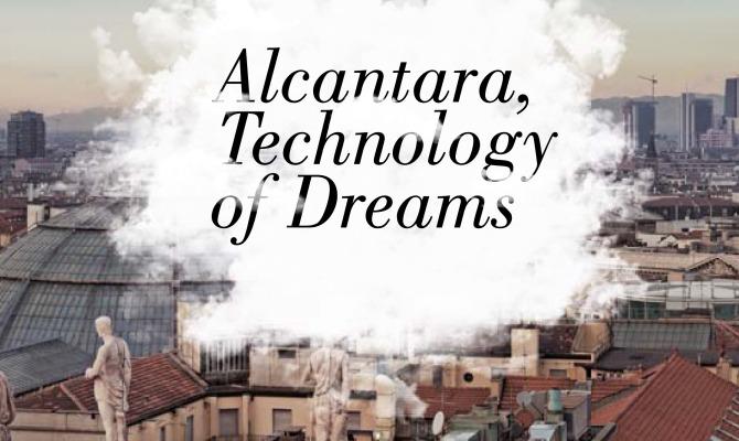 Fra realtà e sogno c'è Alcantara®