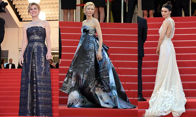 Margherita Buy, Cate Blanchett e Rooney Mara