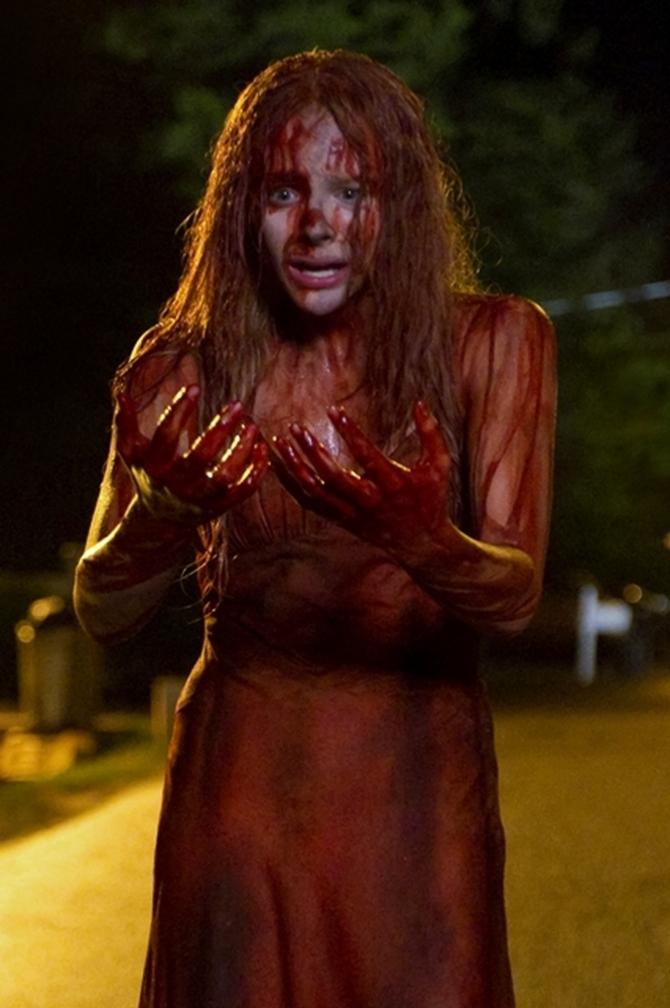 Chloe Moretz in versione ammazzatutti