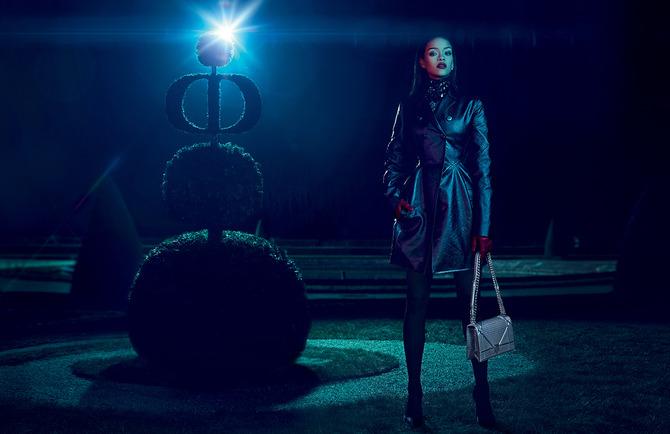 Secret Garden IV. Rihanna per Dior