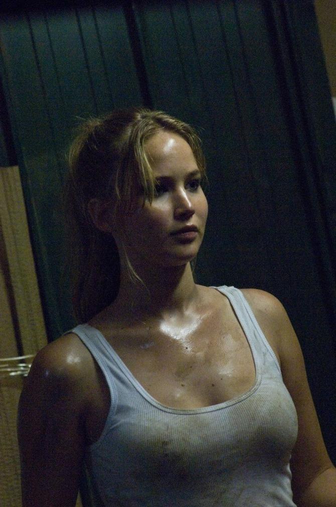 Jennifer Lawrence da predatrice a preda