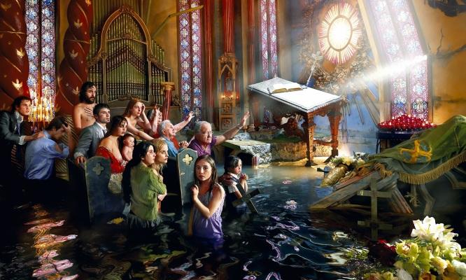 Dopo il Diluvio, arriva LaChapelle
