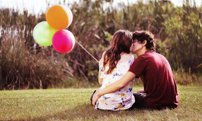 Coppia, innamorati, segreto