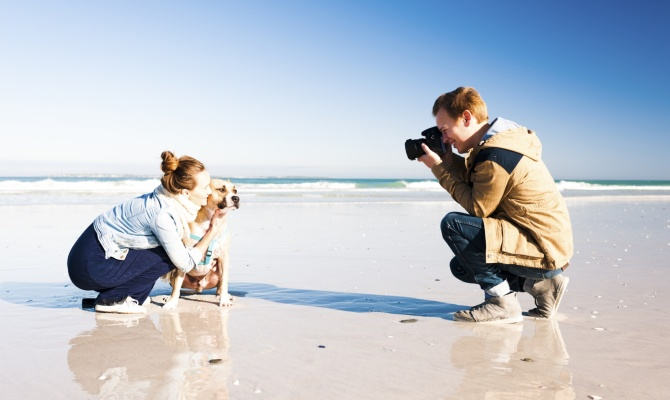 Vacanza con il cane