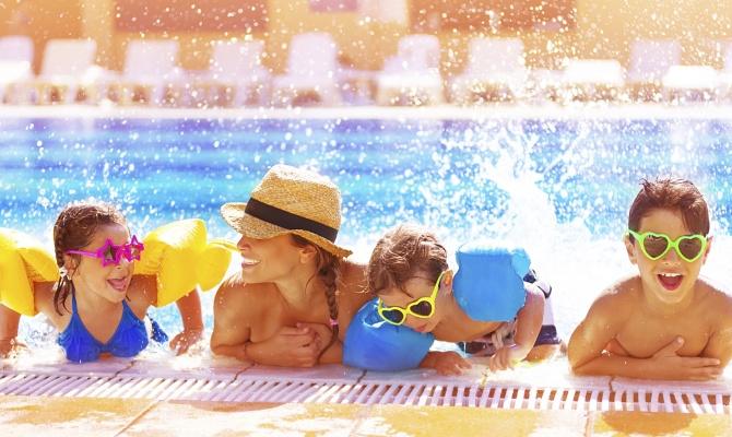 vacanza, famiglia, viaggiare