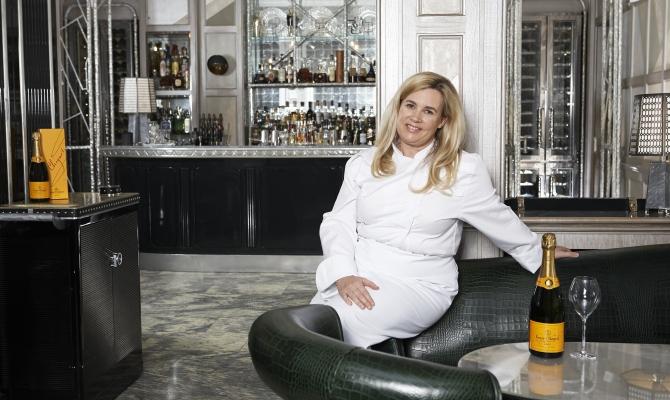 Hélène Darroze, la migliore chef del mondo