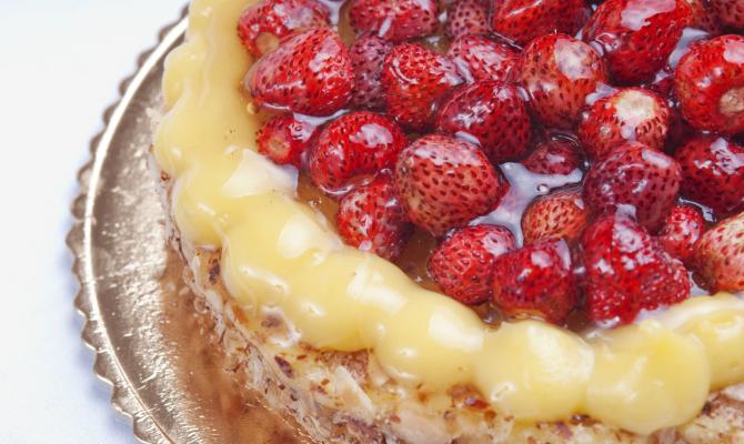 La crostata alla frutta che non ti aspetti
