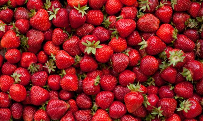 Fragole, la frutta più golosa