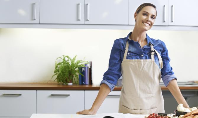 Cucina italiana locale e bio: scelgono le donne