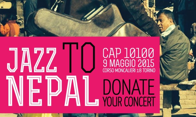 Torino suona bene con la jam session poliedrica in aiuto del Nepal