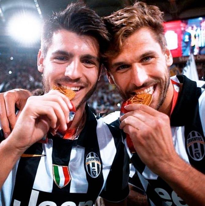 Fernando Javier Llorente Torres - Juventus Football Club