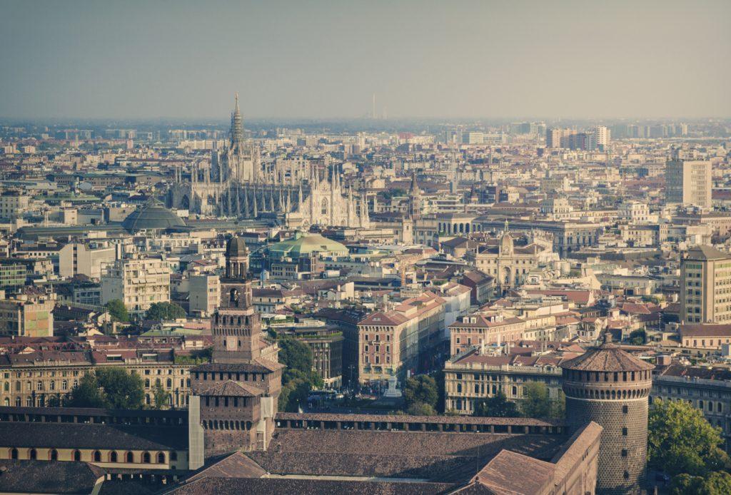 Tutti dovrebbero andare a Milano. Secondo gli inglesi