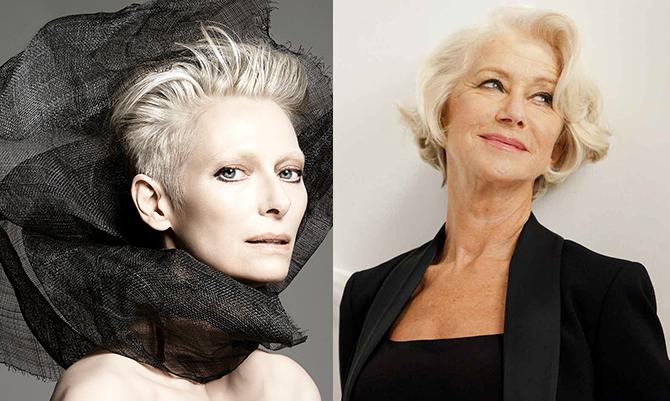 Le bellezze over 50 che non temono l'età