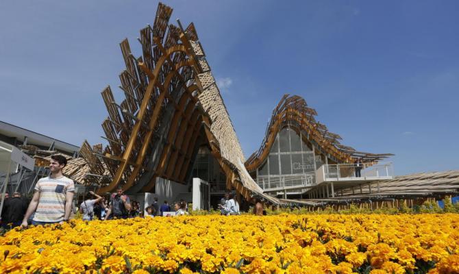 La Cina ad Expo è Terra di Speranza