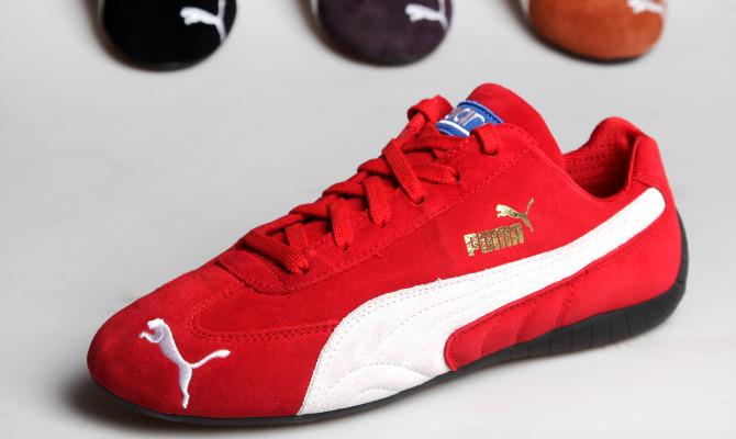 scarpe da pilota puma