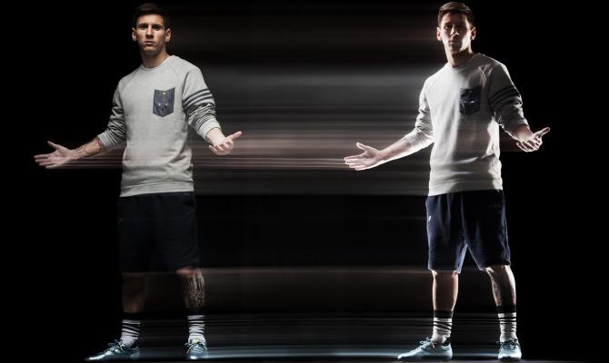 Leo Messi Champions League Barcellona Berlino