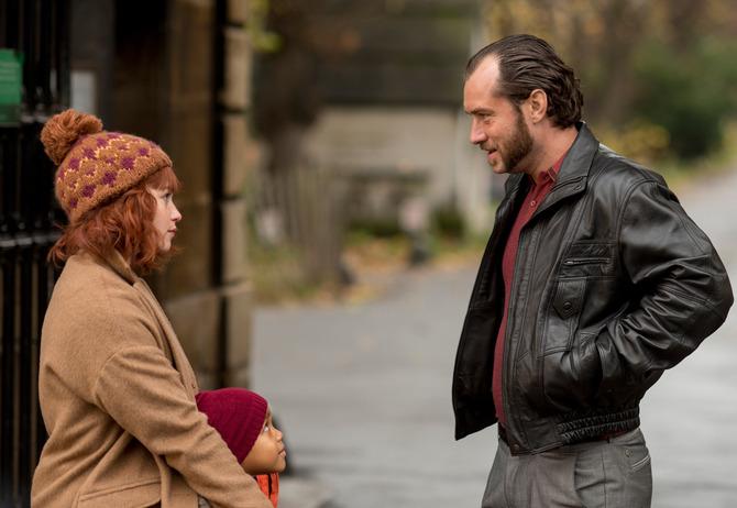 Con Jude Law in Dom Hemingway (2013)