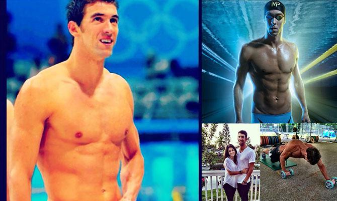 Micheal Phelps: 30 anni da campione