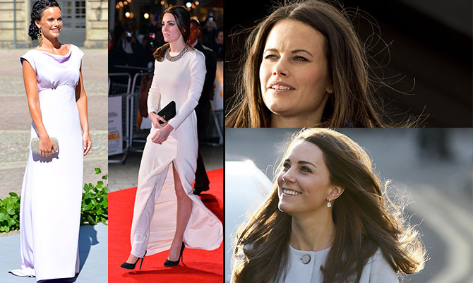 Sofia come Kate: una borghese al fianco del Principe