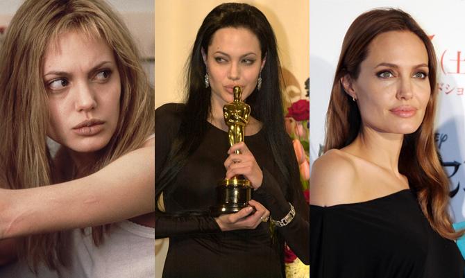 I 40 anni di Angelina: una carriera per immagini