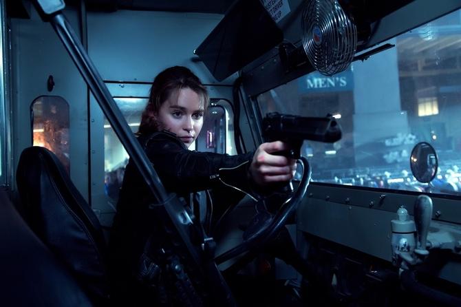 Il nuovo Terminator trova nuove strade in cui far correre la saga