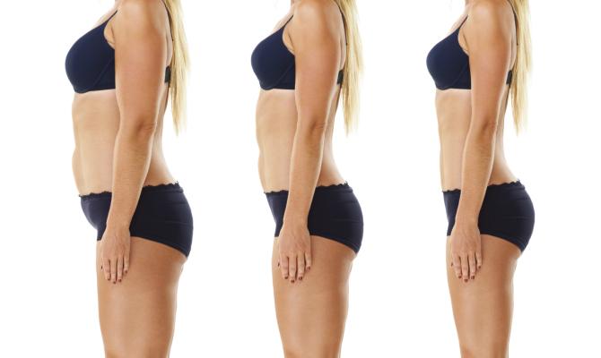 tre fasi della perdita di peso corporeo