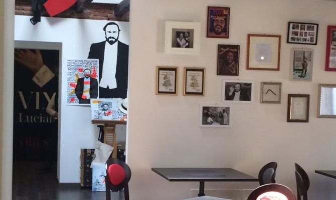 Pavarotti, il ristorante-museo dedicato