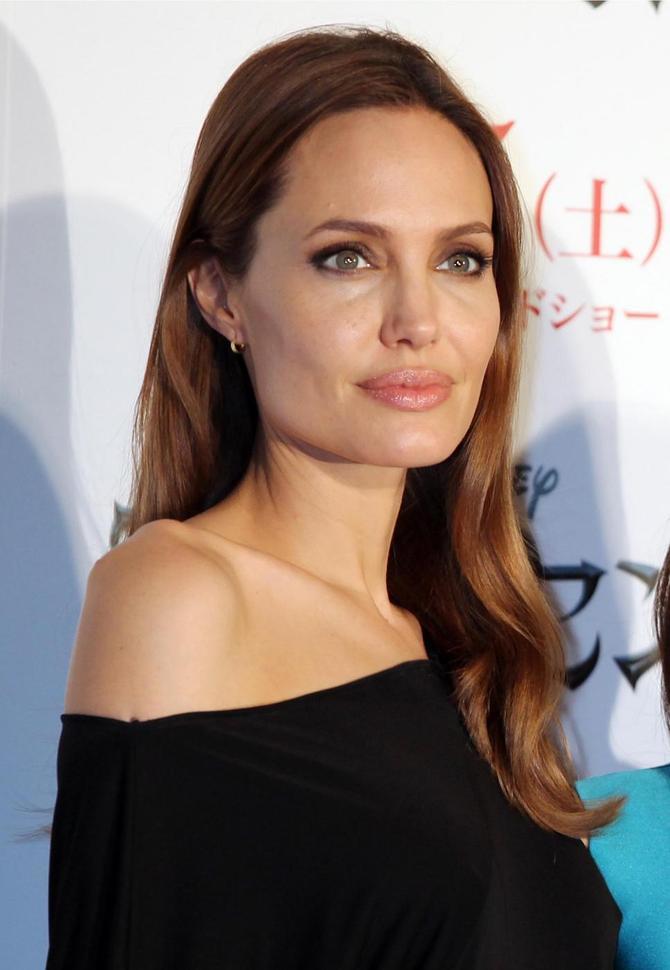 Angelina Jolie compie 40 anni
