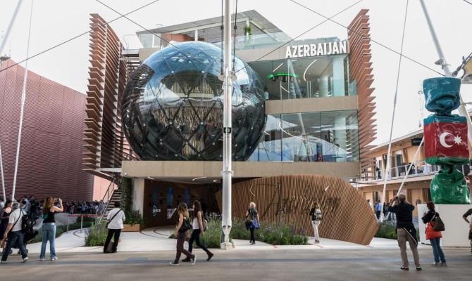 L'Azerbaigian ad Expo 2015