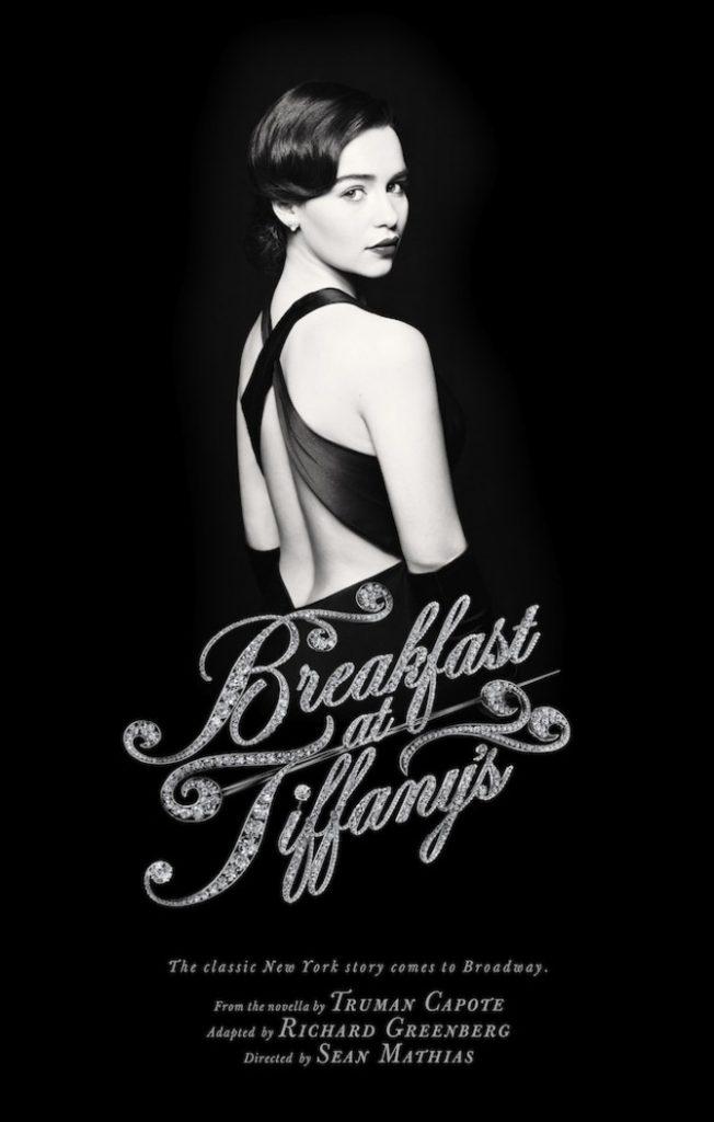 Emilia Clarke in Colazione da Tiffany