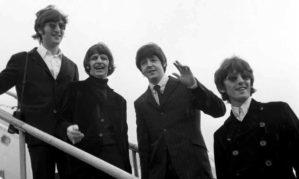 Beatles: quattro icone tra musica e cinema