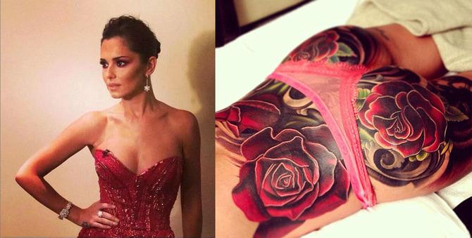 Tatuaggio Cheryl