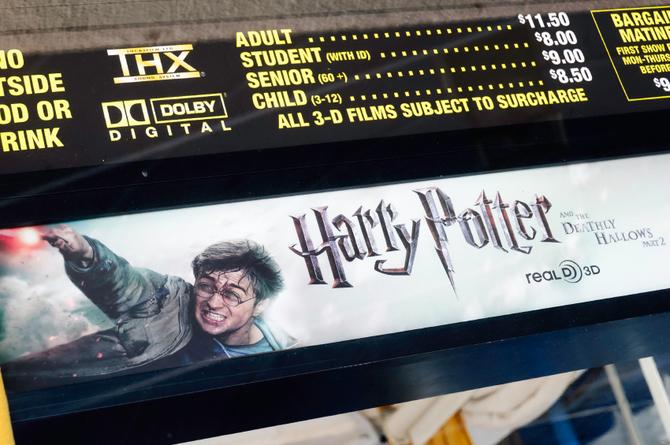 Harry Potter: apre a Islamabad un bar a tema